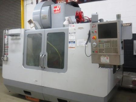 Used Haas VF 3YT50 - 2006 Vertical Machine
