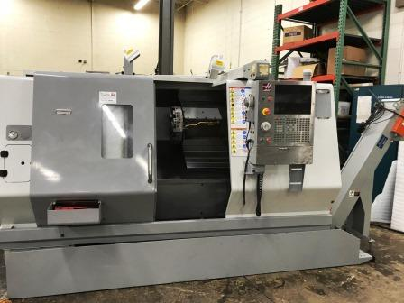 Used Haas SL 30 Chucker - 2007 Turning Center