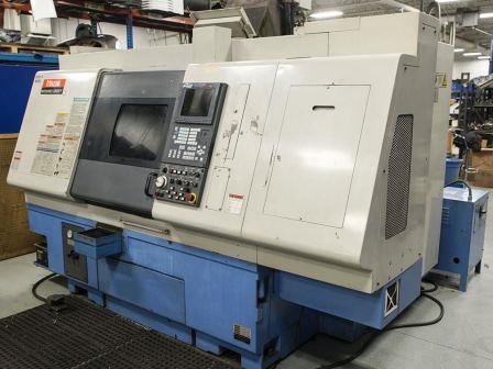 Used Mazak Integrex 100SY - 2000 Turning Center