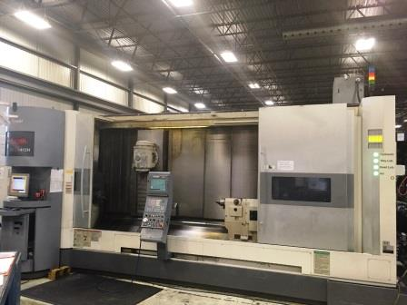 Used Mazak Integrex e-410H - 2002 Turning Center