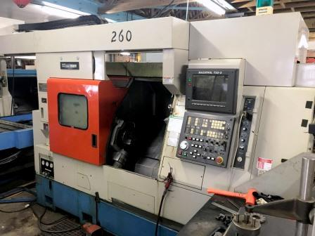 Used Mazak Super Quick Turn 15MS - 1993 Turning Center