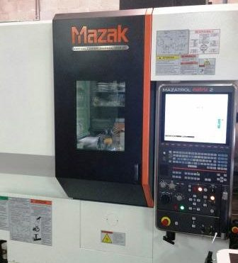 Used Mazak VCU 500 - 2014 Vertical Machine