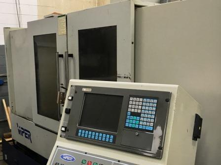 Used Mighty Viper V 1270 - 2002 Vertical Machine
