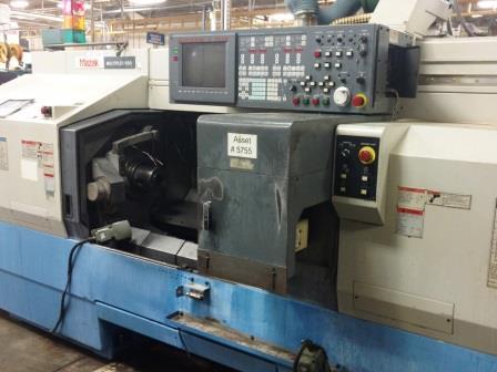 Used Mazak Multiplex 630 - 1998 Turning Center