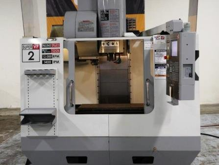 Used 2006 Haas VF 2SS Vertical Machine