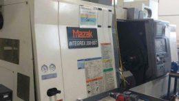 2003 Mazak Integrex 200IIIST