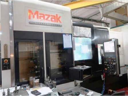 Used Mazak Integrex i200ST Turning Center