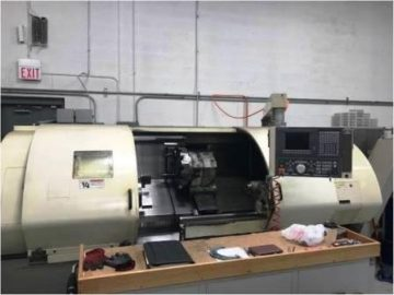 2000 Okuma Crown L1420