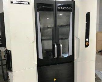 2016 DMG Mori MAX 3000