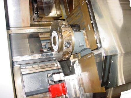 used 2008 Nakamura Tome Super NTJX 10 Axis turning center