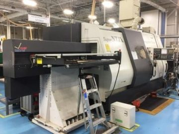 2008 Nakamura Tome Super NTJX 10 Axis