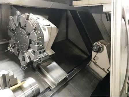 used 2012 Okuma LB 4000EX / 1500 turning center
