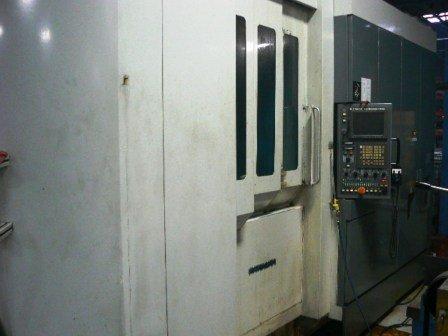 used 2004 Kitamura Mycenter HX 500i horizontal machine