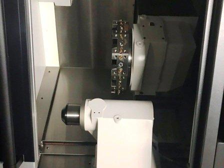 Used 2013 Okuma LB 3000EXII turning center