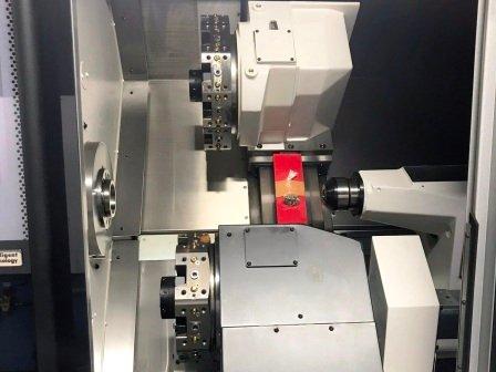 Used 2013 Okuma LU 3000EX turning center