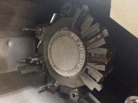 Used 1993 Mazak Quick Turn 35N turning center