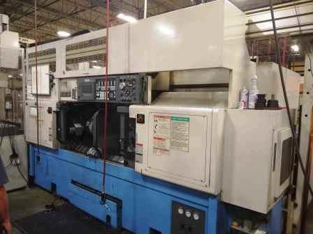 Used 2003 Mazak Multiplex 6300Y GL