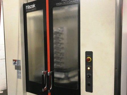 Used 2013 Mazak HCN 4000III - Used CNC Machines   MSI
