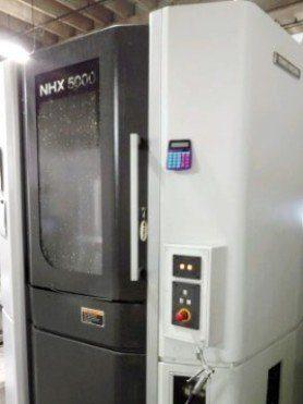 Used 2014 Mori Seiki NHX 5000