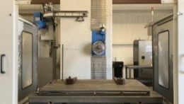 2014 SNK BP 130-3.0 Horizontal Boring Mill (5 Axis)