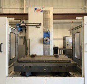 2014 SNK BP 130-3.0 Horizontal Boring Mill (5 Axis)