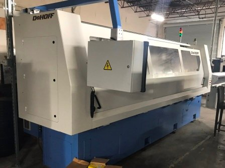Used 2017 DeHoff G560-DR2