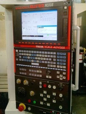Used 2008 Mazak VCN 510C-II HS