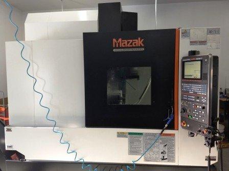 Used 2015 Mazak VCN 530CII