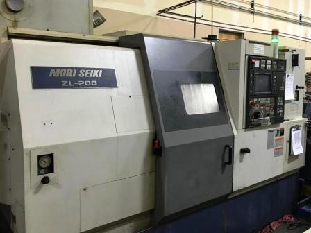 Used 1999 Mori Seik ZL 200 SMC