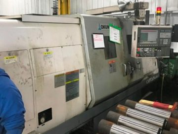 2006 Okuma Captain L470