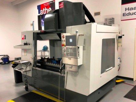 Used 2017 Haas VM-3