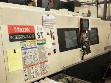 2005 Mazak Integrex 200IIIST