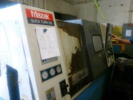 Used 1999 Mazak Quick Turn 250
