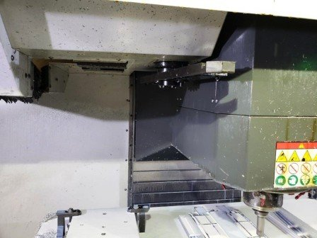 Used 2016 Haas VF-6SS