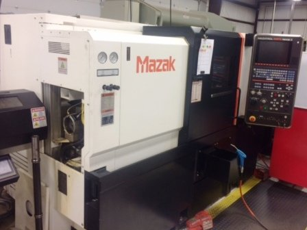 Used 2014 Mazak Quick Turn Universal 250MSY