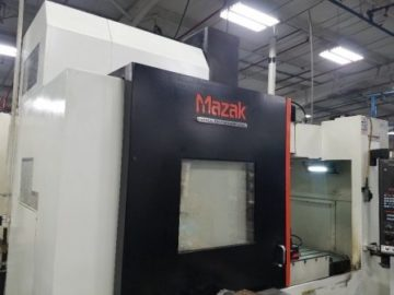 2016 Mazak VCS 510C