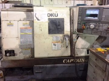 2004 Okuma Captain L370BBM