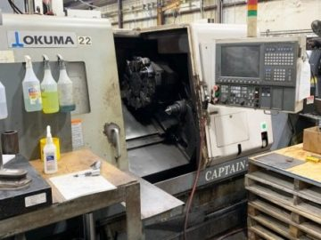 2007 Okuma Captain L470BB