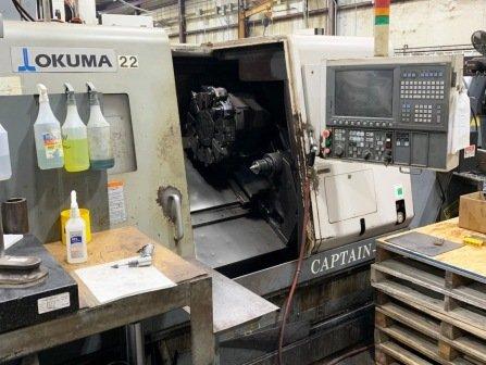 Used 2007 Okuma Captain L470BB