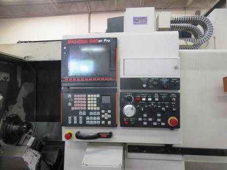 Used 2003 Mazak Integrex 200IIIST