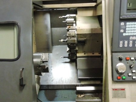 Used 2001 Mazak Quick Turn 250