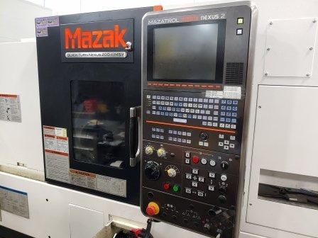 Used 2014 Mazak Quick Turn Nexus 200MSY