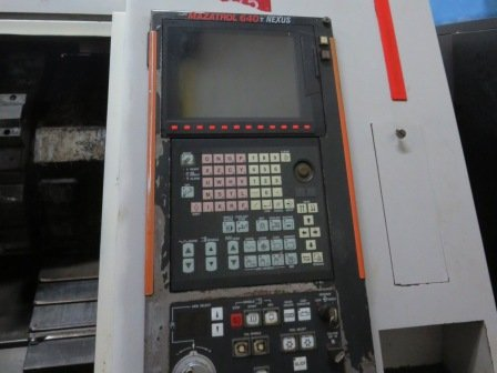 Used 2004 Mazak Quick Turn Nexus 250