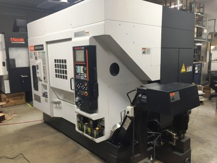 Used 2005 Mazak Variaxis 500/5X