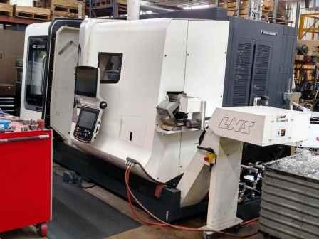 Used 2016 DMG Mori NZX 1500SY