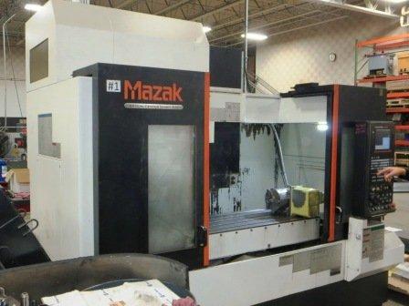 Used 2011 Mazak VCS 530C