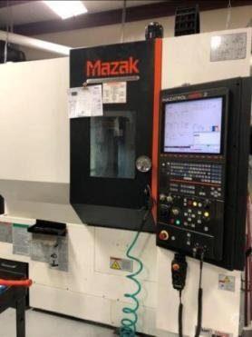 Used 2014 Mazak VCU 400A/5X