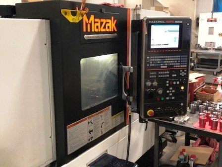 Used 2012 Mazak Quick Turn Nexus 250MS