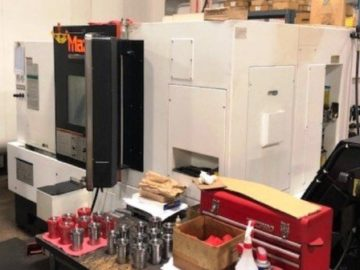 2012 Mazak Quick Turn Nexus 250MS