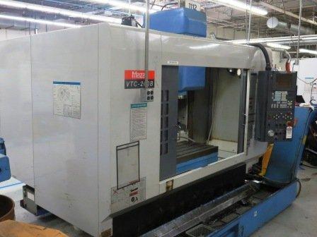 Used 1999 Mazak VTC 200B